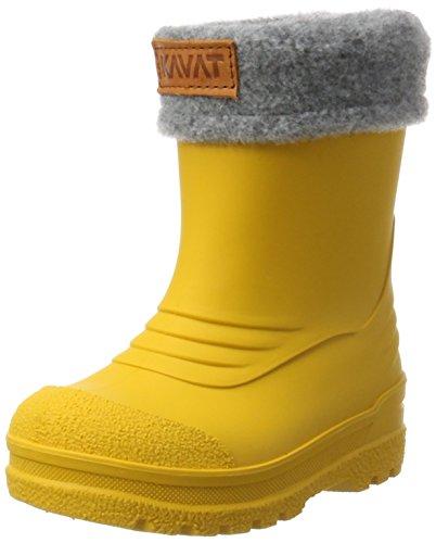 Kavat Unisex-Kinder Gimo WP Gummistiefel, Gelb (Yellow 930), 26 EU