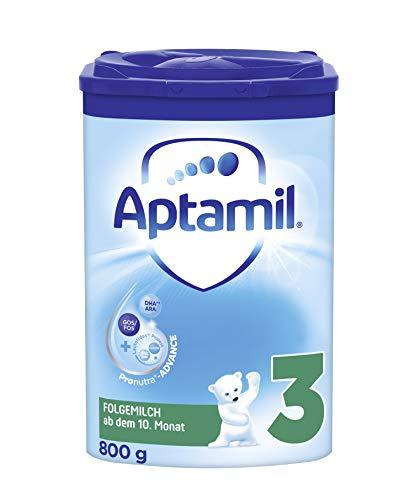 Aptamil Pronutra-ADVANCE 3, Folgemilch ab dem 10. Monat, Baby-Milchpulver (1 x 800 g)