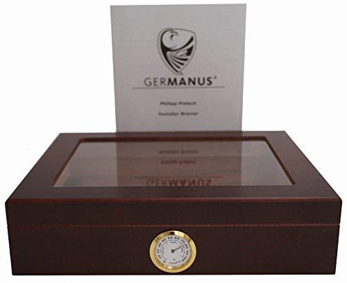 GERMANUS Humidor Mensalla Classic
