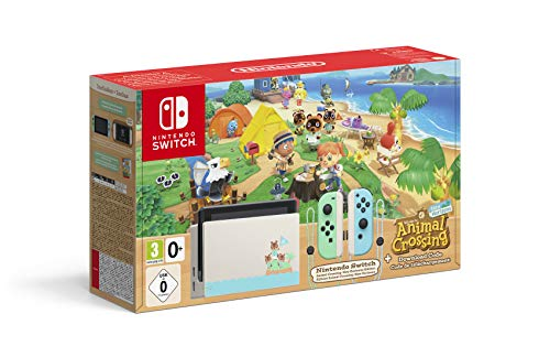 Nintendo Switch Animal Crossing: New Horizons Edition (Limited Edition)
