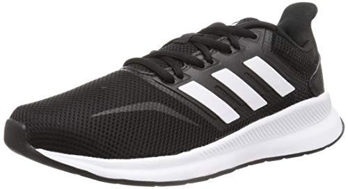 Adidas Falcon Low-Top Trainer, Core Blk, 42 EU