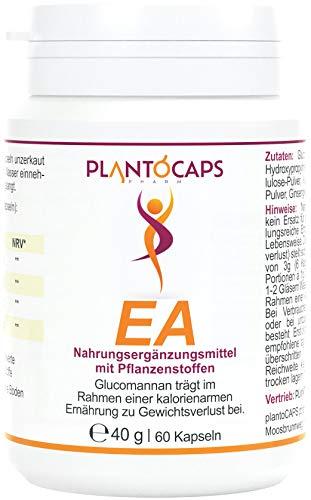 plantoCAPS EA -kapselit kuvatajuisille naisille ja miehille (pakkaukset voivat vaihdella)