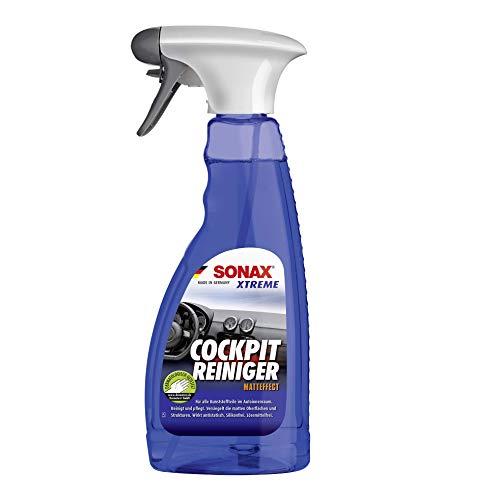 SONAX 02832410-544 XTREME CockpitReiniger Matteffect (500 ml) Reinigung und Pflege für alle Kunststoffoberflächen im Autoinnenraum | Art-Nr. 2832410