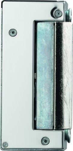 ABUS Elektrischer Türöffner ET85 - für linke und rechte Türen - 9-16 V Nennspannung - mit Hebel zur mechanischen Entriegelung