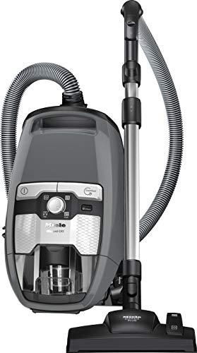 Miele Blizzard CX1 PowerLine / Staubsauger ohne Beutel / 890 Watt / Hygiene Lifetime Filter / 3-teiliges Zubehör / Universal-Bodendüse / 2 Liter Volumen / grau