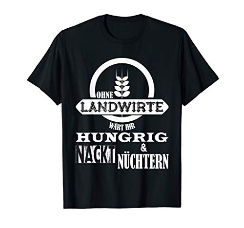 Landwirt Bauer Traktor lustige Shirts