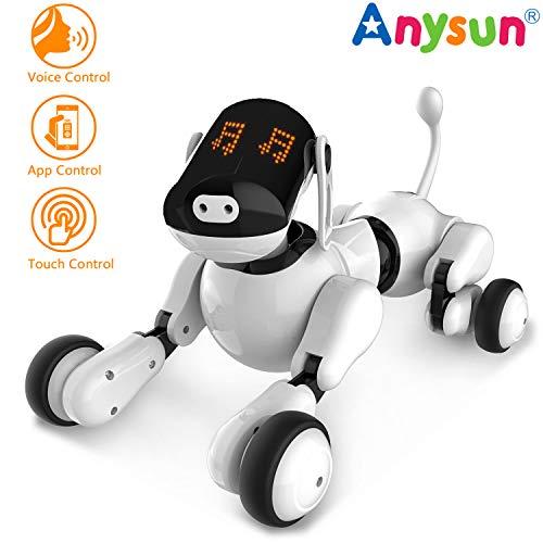 Intelligentes Roboter Hundespielzeug, Interaktives