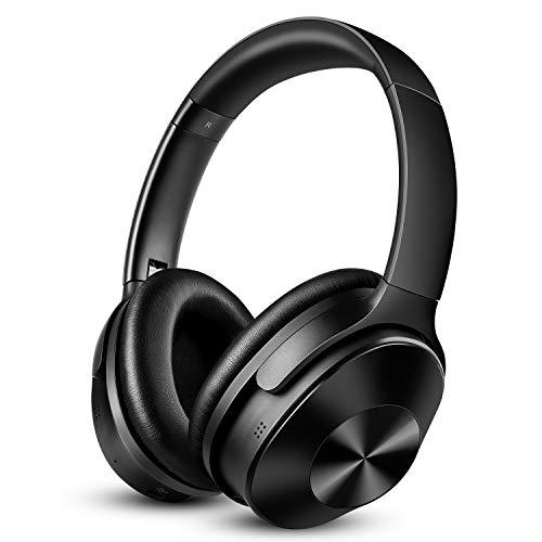 OneOdio Noise Cancelling Kopfhörer Bluetooth Drahtlose Over Ear Headphones - mit 30dB Hybrid Aktiver Geräuschunterdrückung & 30 Stunden Spielzeit & Eingebauter...