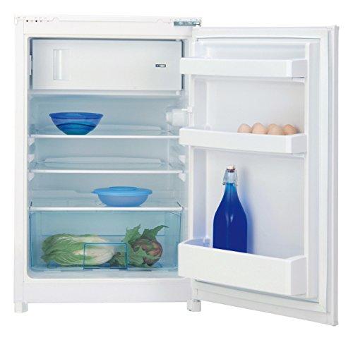 Beko B 1752 Einbau-Kühlschrank / A++ / Kühlen: 92 L / Gefrieren: 15 L / / Antibakterielle Türdichtungen / Schlepptürtechnik / Eiswürfelschale