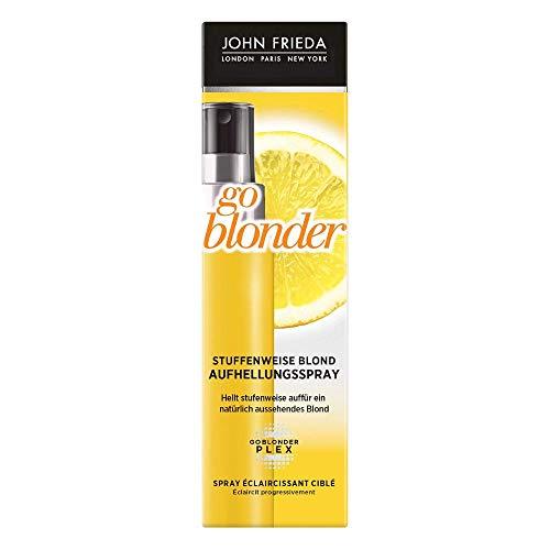 John Frieda Sheer Blonde Go Blonder Stufenweise Blond Aufhellungsspray, 100 ml