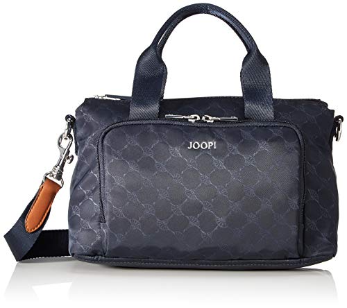 Joop! Damen Nylon Cornflower Sporty Cati Handbag Shz Henkeltasche, Blau (Nightblue), 13x17x28 cm