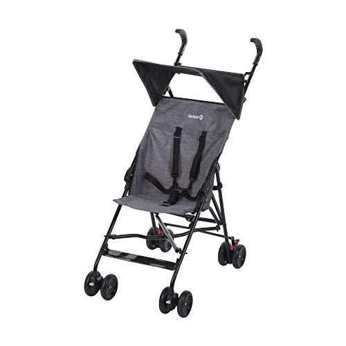 Safety 1st Peps Buggy mit Sonnenverdeck, wendiger Kinderwagen nutzbar ab 6 Monate bis max. 15 kg, kompakt zusammenfaltbar, mit Feststellbremse und 5-Punkt-Gurt,...