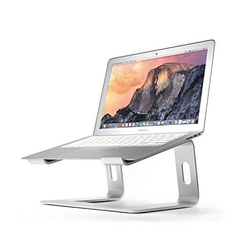 BoYata Laptopständer: Demontierbar mit Belüftung, Tragbarer Notebook Ständer Kompatibel mit Laptop (10 inch~15.9 inch) MacBook Pro/Air, HP, Dell, Lenovo, Samsung,...