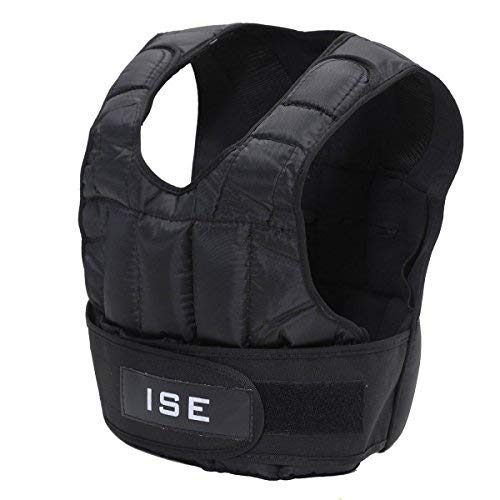 ISE 5kg weight vest safety vests for weight training strength training exercise