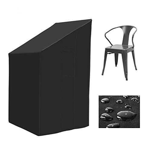 Cover for garden furniture and for rectangular seating sets, garden tables and furniture sets (300 * 250 * 90cm)