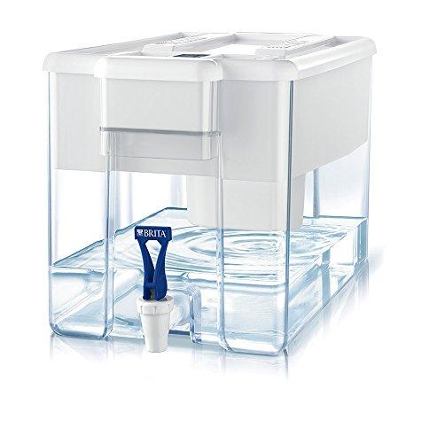 Brita Wasserfilter Optimax, inkl. 1 Maxtra+ Filterkartusche weiß