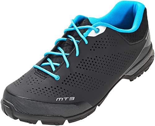 SHIMANO MT3 (MT301) SPD Schuhe, Schwarz, Größe 45