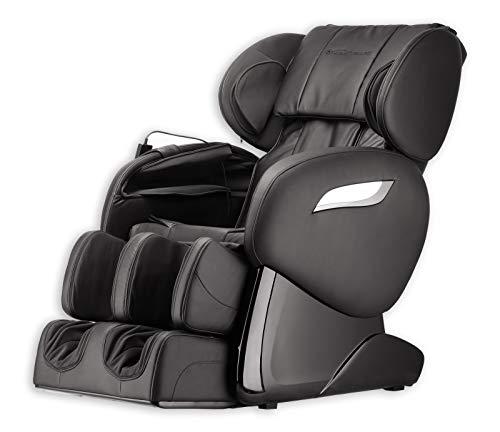 Home Deluxe - Massage chair - Sueno black V2 - incl. Complete accessories