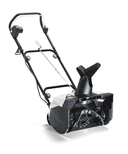 Alpina 18-2801-42 Electric snow blower (1800 W, white, working width 45 cm) AS 45 E