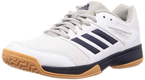 adidas Herren Performance Speedcourt Volleyballschuhe, Weiß (White Ef2623), 44 EU