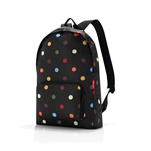 reisenthel mini maxi rucksack dots Maße: 30 x 45 x 11 cm/ Volumen: 14 l