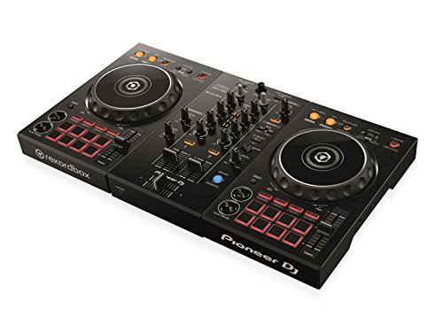 Pioneer DJ - 2 Channel Controller - Mixer - DJ Accessories - Works with Recordbox DJ - Professional effects