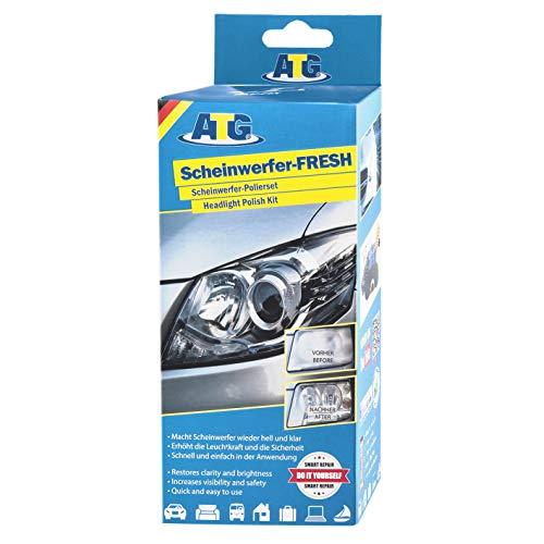 ATG   Scheinwerfer Aufbereitung Set   Scheinwerfer-FRESH   Polierset   Plexiglas Politur   ATG112