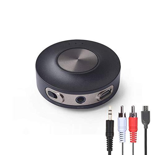 Avantree aptX Low Latency Bluetooth Transmitter Sender Splitter für TV PC (3.5mm Aux Klinke, RCA, USB, NOT Optical) Dual Link für 30M Erhöhte Reichweite, Wireless...