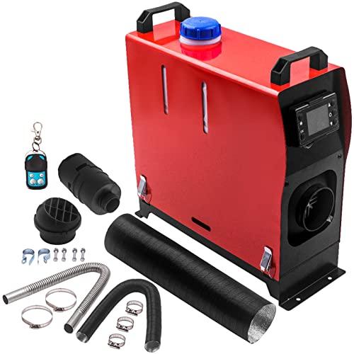 5KW 12V Diesel Standheizung Luftheizung LCD-Schalter für LKW Wohnmobil 1x Auslass Air heater
