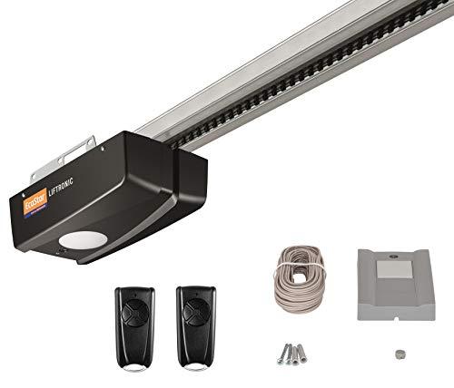 Hörmann Ecostar Garagentorantrieb Liftronic 700-2 (700 N, 433 MHz, 2 Handsender RSC 4 + 1 Innentaster PB 1, für Garagentore bis 11,25 m², inkl. Montagezubehör)...