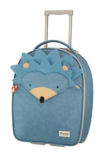 Samsonite Happy Sammies - Upright S Kindergepäck, 45 cm, 23 Liter, Blau (Hedgehog Harris)
