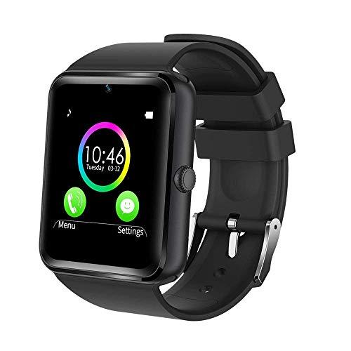 YAMAY Smartwatch Uhr Intelligente Armbanduhr Fitness Tracker Armband Sport Uhr Aktivitätstracker Smart Watch Fitness Uhr Schrittzähler Uhr für Herren Damen mit...