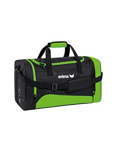 erima Sporttasche Sporttasche, 44 cm, 30 Liter, green gecko/schwarz