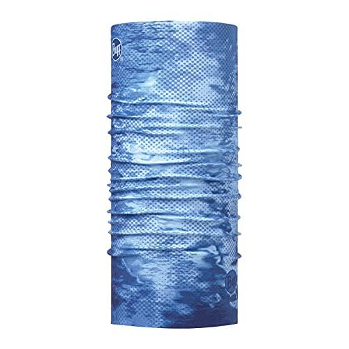 Buff Erwachsene Coolnet Uv+ Multifunktionstuch, Pelagic Camo Blue, One Size