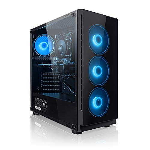 Megaport Gaming PC AMD Ryzen 5 3500X 6 x 4.10 GHz Turbo • Nvidia GeForce GTX 1650 4GB • 240GB SSD • 1000GB Festplatte • 16GB DDR4 RAM • Windows 10 Home •...
