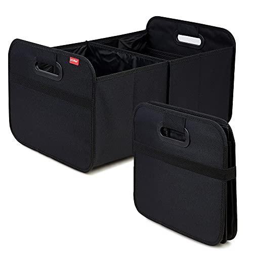 achilles Auto Faltbox, Kofferraumtasche faltbar, Einkaufstasche, Kofferraum-Organizer, Autotasche, Falt-Korb, Falttasche, Kofferraumtasche, Aufbewahrung Taschen,...