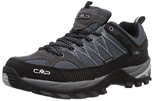 CMP - F.lli Campagnolo Rigel, Herren Trekking- & Wanderhalbschuhe, Grau (Grey U862), 44 EU, 3Q54457