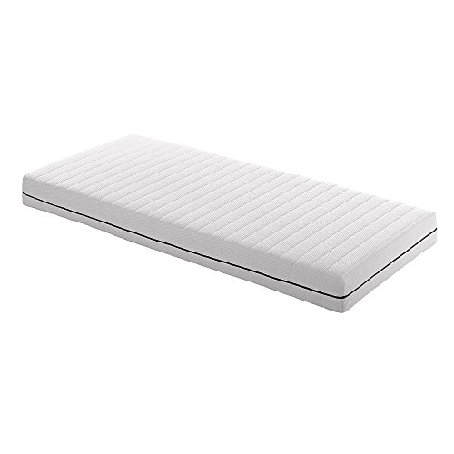Beds ABC 7 Zones Mattress OrthoMatra KSP-500 - The original / orthopedic cold foam mattress hardness H3 in 90 x 200 cm - also suitable for allergy sufferers