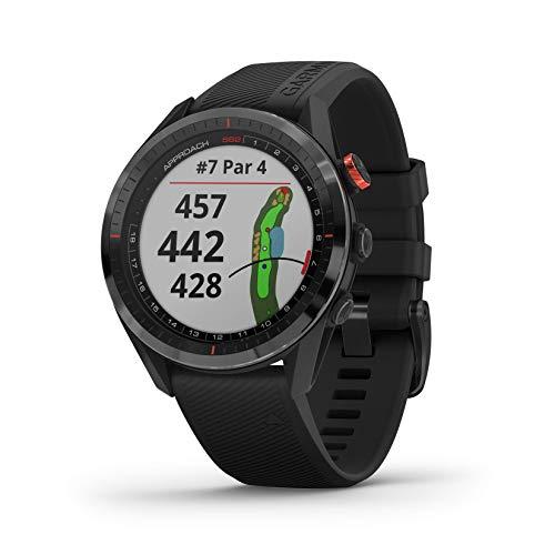 Garmin Approach S62 Smartwatch Golf, 010-02200-00, schwarz (200)