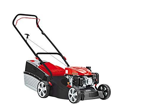 AL-KO Benzin-Rasenmäher Classic 4.66 P-A edition, 46 cm Schnittbreite, 2.0 kW Motorleistung, stabiles Stahlblechgehäuse, für Rasenflächen bis 1100 m², inkl. 65...