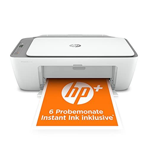 HP DeskJet 2720e Multifunktionsdrucker (HP+, Drucker, Scanner, Kopierer, WLAN, Airprint) inklusive 6 Monate Instant Ink