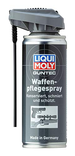 LIQUI MOLY 4390 GUNTEC Waffenpflegespray 200 ml