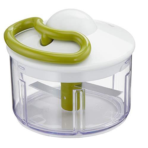 Tefal 5-Sekunden Zerkleinerer K13304 | Ohne Strom | Fassungsvermögen: 500 ml | Multizerkleinerer für Gemüse, Obst, Zwiebeln, Nüsse, Knoblauch, Babynahrung |...
