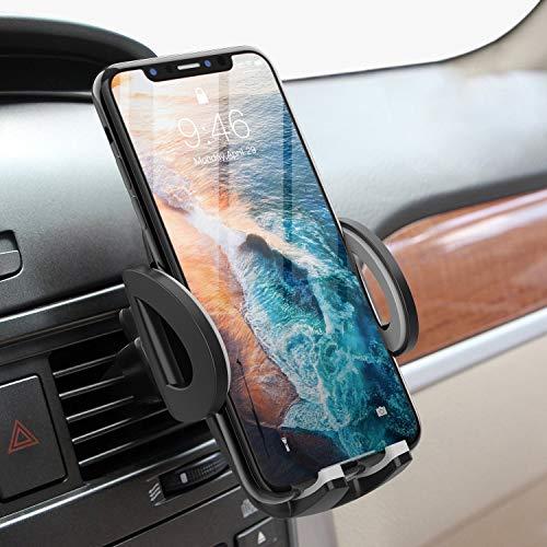 Avolare Handyhalterung Auto Handyhalter fürs Auto Lüftung Universal Handy KFZ Halterungen für iPhone Samsung Huawei Sony LG und mehere Smartphone oder...