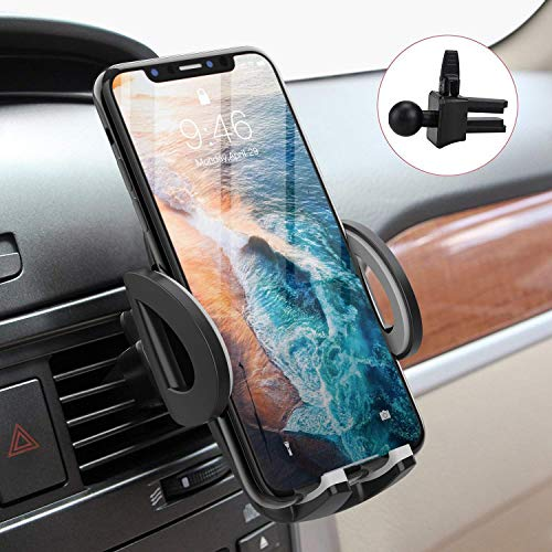 Avolare mobile phone holder car mobile phone holder for the car ventilation universal mobile phone car holder for iPhone Samsung Huawei Sony LG and several smartphones or ...