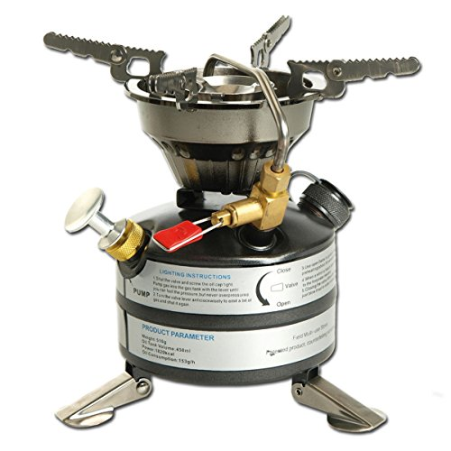 US M-95 gas stove