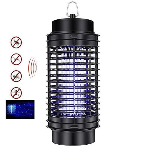 amaes 1 Maulwurf, UV/LED, 9 W, ohne Chemikalien, für Haus, Büro, Garten, ABS, 1, 4 U