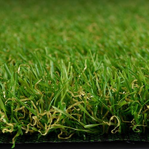 Premium Kunstrasen | Rasenteppich | Rollrasen | Kunststoffrasen | Garten-Rasen | Rasen für Balkon, Terrasse & Garten | viele Modelle | verschiedene Größen &...