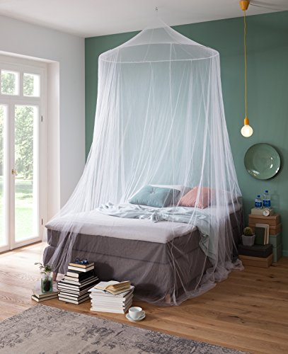 RSP mosquito net HOME for double beds with extra large tension ring for home