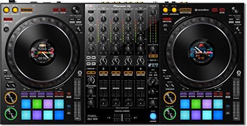 Pioneer Pro DJ Controller schwarz (DDJ-1000)